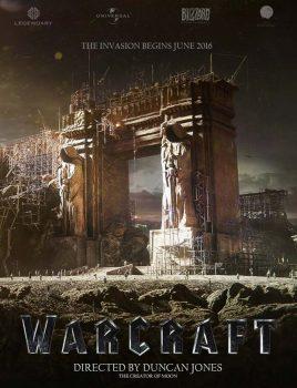 Warcraft Dark Portal Movie 2016