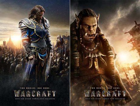 Warcraft Movie Trailer 2016