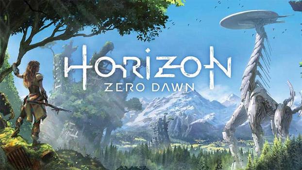 Horizon Zero Dawn Game Trailer 2016
