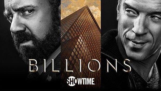 Billions Tv Series Trailer 2016