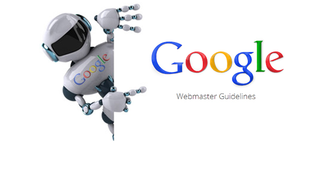 Webmaster Guidelines Google Update