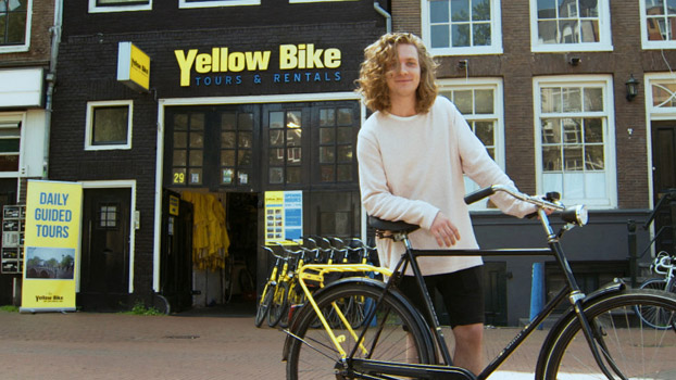 Yellow Backie Campaign