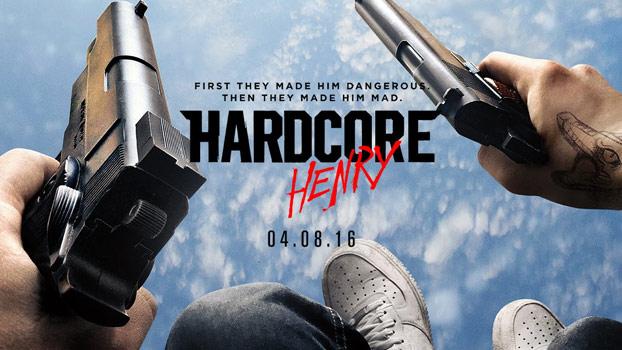 Hardcore Henry - Trailer 2016