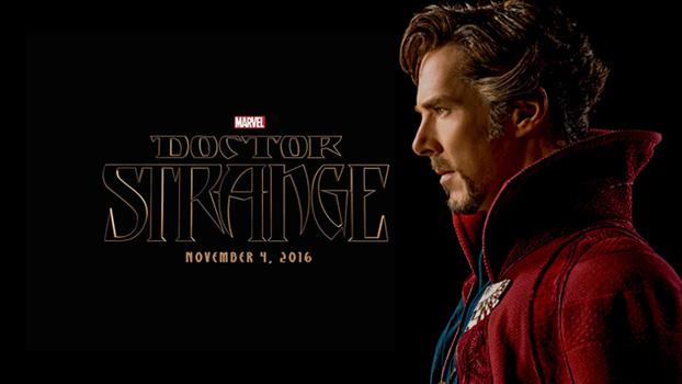 Doctor Strange Trailer 2016