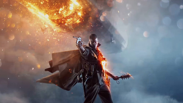 Battlefield 1 Game Trailer 2016