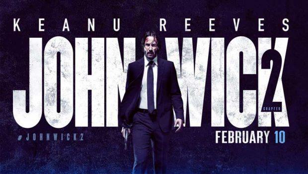 John Wick Chapter 2 Trailer 2017