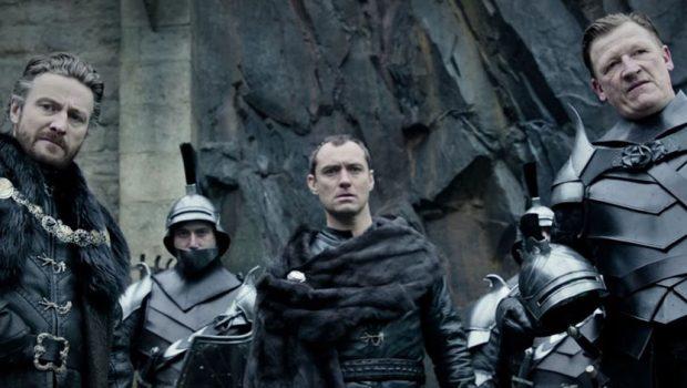 King Arthur Legend of the Sword Trailer 2017