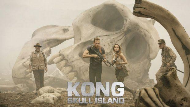 Kong Skull Island Trailer 2017
