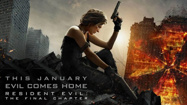 Resident Evil The Final Chapter Trailer 2017