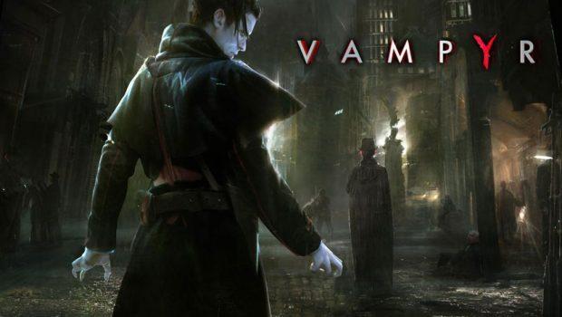 Vampyr The Darkness Within Game Trailer